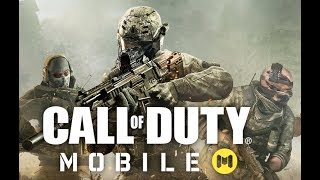 Call Of Duty: Mobile RANKED  GRANDMASTER LEAGUE MATCHES LIVE WITH HANDCAM! ( Not Emulator )