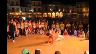 Mandarina VS Chey - CTO. DE EXTREMADURA 2012