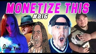 MONETIZE THIS #215 -  Championship Night - NHL NBA WWE - JOE CRONIN SHOW