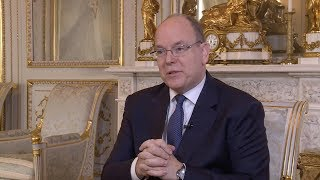 Prince of Monaco Albert II: Xi's visit means a lot to us | CCTV English