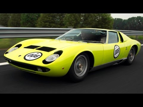 Lamborghini Turns 50! Plus Bentley in China & Australian V8 Supercars - Wide Open Throttle Ep. 68
