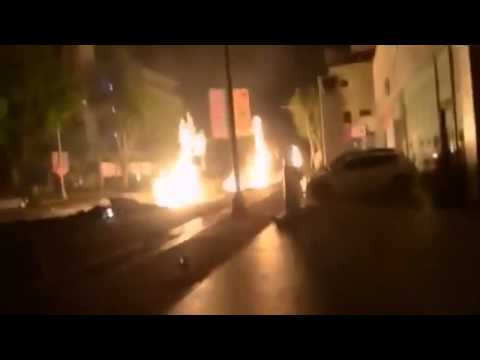 Raw Footage Deadly Taiwan Kaohsiung Serious Gas Explosion Collapsing Entire Streett