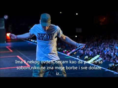 Eminem - Talking to Myself (Srpski prevod)