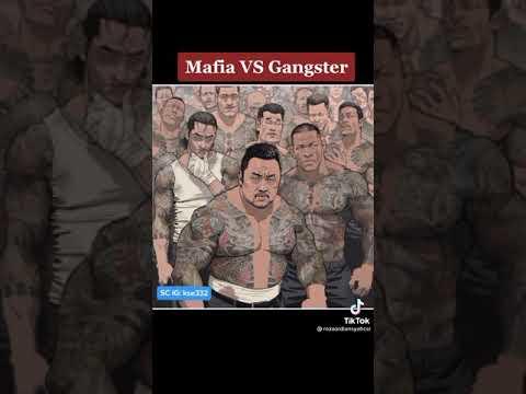 MAFIA VS GANGSTER 😈😈😈