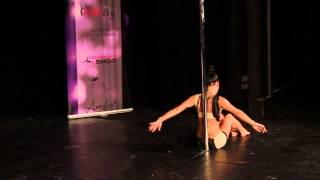 Czech Pole Dance Championship 2013 - Professionals - Lucie Šimková