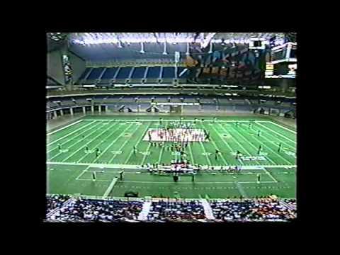 Robert E Lee Bands Of America 98 San Antonio 4th Place