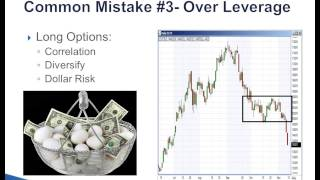 Discover the Top 4 Mistakes of Futures Options Trading