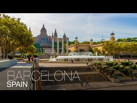 Second Biggest City in Spain | Barcelona, Spain
