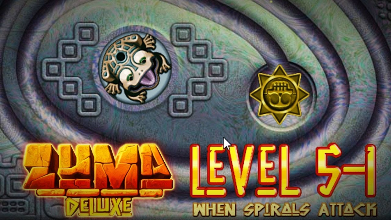 Zuma deluxe (pc) popo poyolli level 9-4 shrine of.