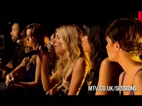 The Saturdays - Chasing Lights [[Acoustic Live]]