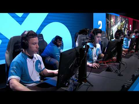 Cloud9 vs mousesports at StarSeries i-League Season 4 - Map 2