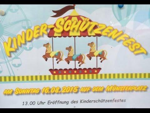 2015 - Neuss Kinderschützenfest