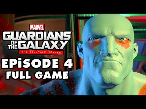 Guardians of the Galaxy: A Telltale Series - Episode 4: Who Needs You - Gameplay Walkthrough