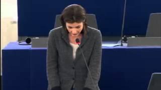 Intervento in aula di Alessandra Moretti sulla lotta alla violenza contro le donne