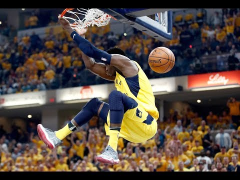 NBA's Best Dunks | 2018 NBA Playoffs | First Round (LeBron James, Giannis, Ben Simmons and More!)