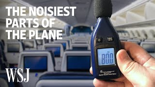 How to Find the Quietest Spot on an Airplane | The Middle Seat