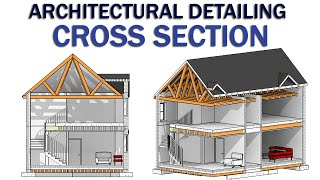 Cross Section Detailing Tutorial Youtube