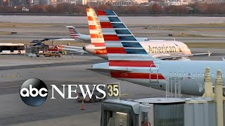 Flights canceled over staffing, maintenance issues