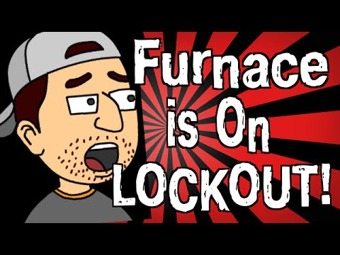 My furnace is on lockout youtube for Beckett tech support
