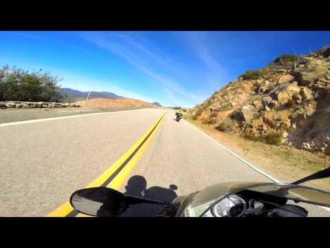 KTM RC390 Outrunning Bigger Bike