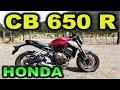 Honda Cb 650 R Vale La Pena?   Blitz Rider