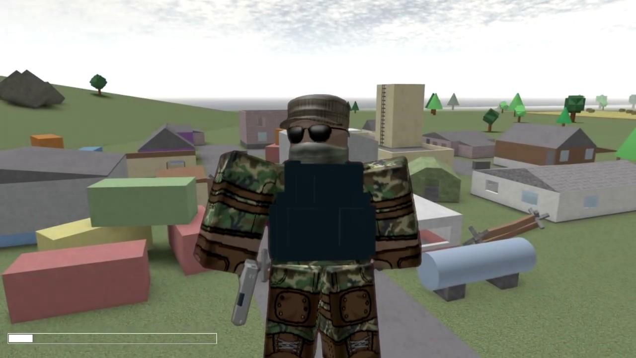GTA IV Style Apocalypse Rising Loading Screen