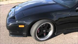 1989 300ZX Z31 627rwhp 25psi Fully Built