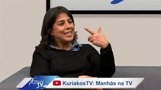 Manhãs na TV | Rita Carvalho de Matos | Happy Routines