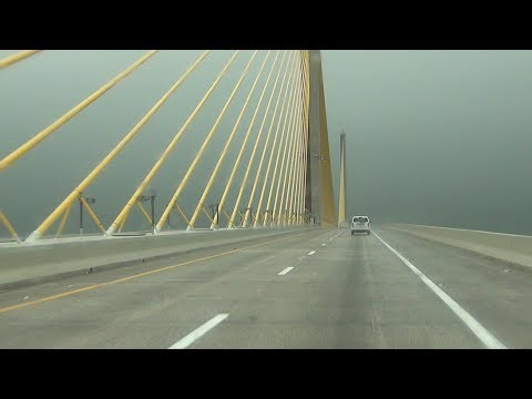 3/29/2014 Live Stream - Florida Gulf Coast Storm Intercept south of Tampa, FL