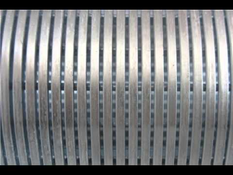 cost to drill a steel wire mesh screen