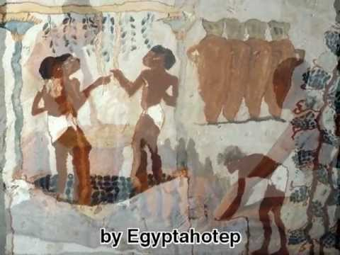 EGYPT 117 - AGRICULTURE & FARMING *Ancient Egypt 7/15* (by Egyptahotep)