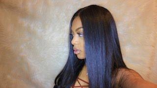 THICK STRAIGHT PERUVIAN VIRGIN HAIR Ft. Peerless Hair Co.