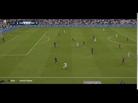 Crazy Ronaldo goal. Fifa 16