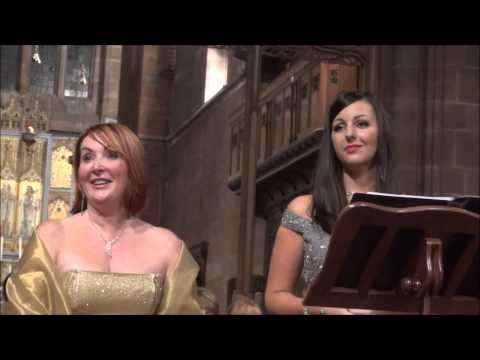 Danielle Thomas and Lesley Smith   Flower Duet