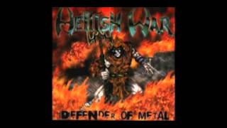 Watch Hellish War Defender Of Metal video