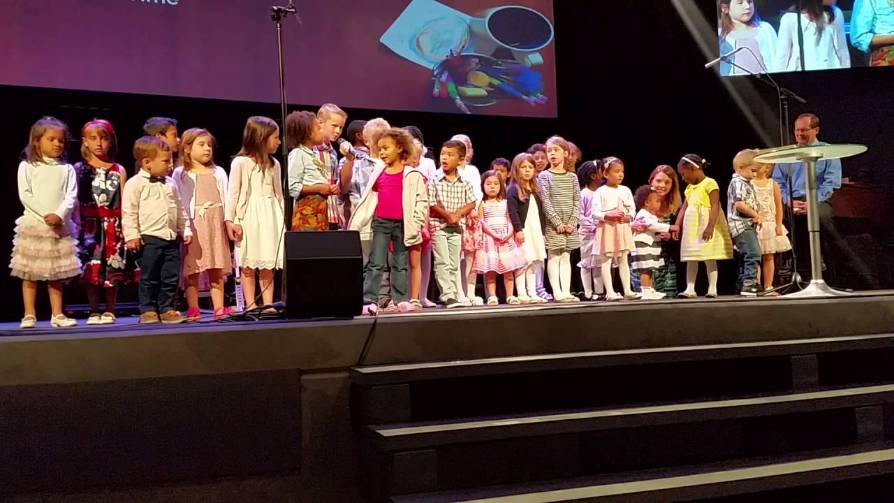 Happy Father's Day Song Kids Performance - YouTube