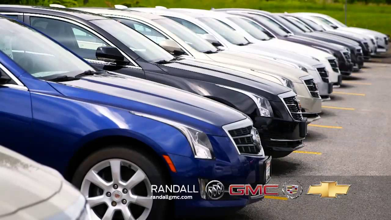 Randall Farnsworth Chevy Buick GMC Cadillac Summer One - YouTube