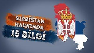 Video Sırbistan Hakkında 15 Bilgi download MP3, 3GP, MP4, WEBM, AVI, FLV Maret 2018
