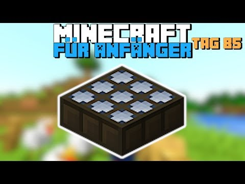 Was Ist Der Tageslichtsensor In Minecraft 1.14 | Minecraft Für Anfänger 85