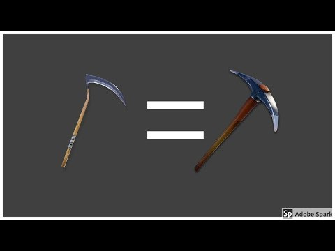 The Reaper Sounds Like Default  Pickaxe Now!
