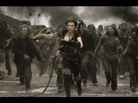 Resident Evil 4 La Resurrección Trailer Español