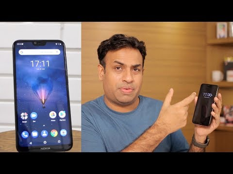 Nokia 6.1 Plus Review Videos
