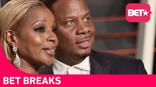 Mary J. Blige Is Filing For Divorce From Long-Time Husband And Manager Kendu Isaacs