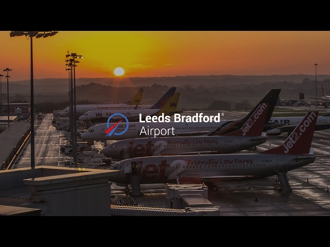 Your holiday starts at Leeds Bradford Airport