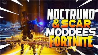 Fortnite: All NOCTURNO and SCAR THE MOST RARES to Save the World! - ( Modd - Legacy)