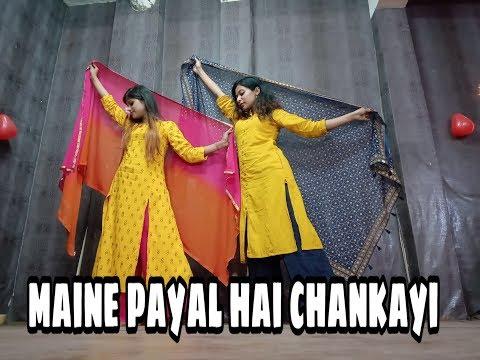 Maine Payal hai Chankayi | Choreographed by Sheetal | Wedding Dance Steps| Falguni Pathak