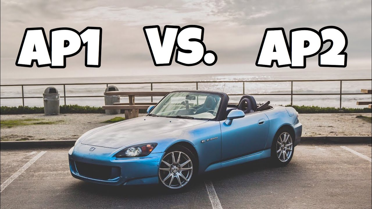 Ap1 Vs Ap2 >> Major Differences Between Ap1 And Ap2 S2000