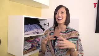 U ormaru kod Kije Kockar: Pokazala nam je seksi veš i otkrila koju Slobinu majicu i dalje čuva