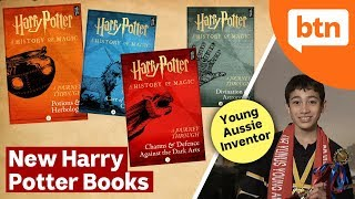 New Harry Potter Books & Young Inventor Wins Global Award – Today's Biggest News