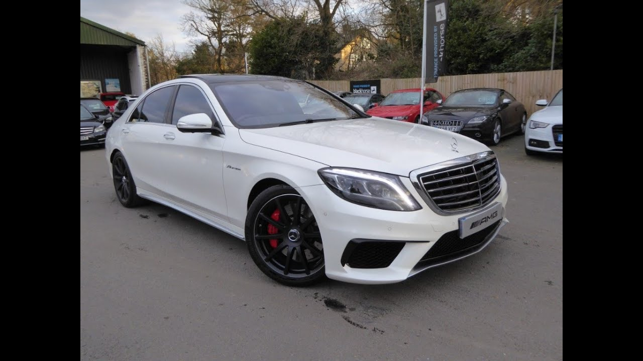 Mercedes s63 amg l mct exec for sale at george kingsley for 2014 mercedes benz s63 amg for sale